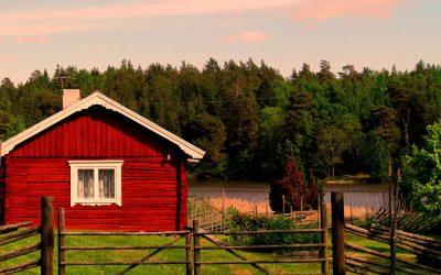 Hyra stuga i Sverige under semestern
