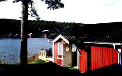 Att hyra stuga i Ångermanland