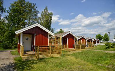 Hyr stugor på Öland inför sommaren