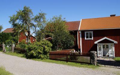 Hyra stuga i Småland