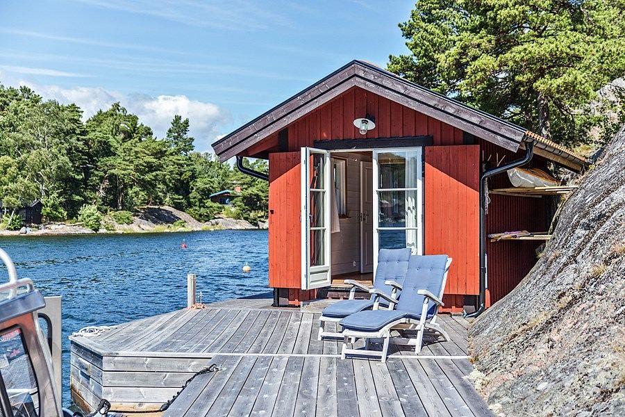 Hyra stuga i Dalsland