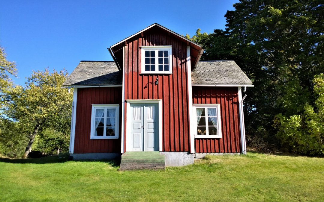 Hyra stuga i Västergötland